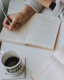 Pisanie ekspresywne dziennik